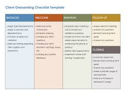 Onboarding Template Excel Onboarding Checklist Template Excel Free Onboarding Checklists And