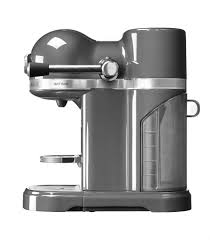 coffee machine with aeroccino 3 almond cream kitchenaid artisan nespresso european consumers choice reviews and tests