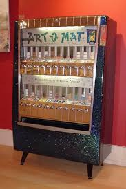 Artomatic Vending Machine