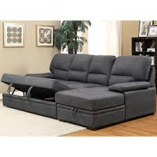 Image Living Room Shop Delton Contemporary Nubuck Leather Sleeper Sectional By Foa Free Shipping Today Overstockcom 10539042 Overstock Shop Delton Contemporary Nubuck Leather Sleeper Sectional By Foa