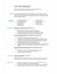resume taylor scott nelson resume