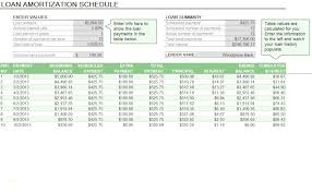 Free Downloadable Mortgage Calculator Excel Amortization Template Awesome Excel Loan Payment Schedule