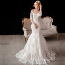 Aliexpresscom  Buy Classic Lace Wedding Dress 2015 Modest Vintage Country Style Wedding Dresses