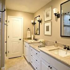 master bathroom cabinets ideas. Plain Master Tan Bathroom Ideas Beautiful Traditional Design Neutral Walls  White Cabinets And Small With Master