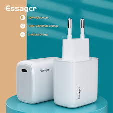 <b>Essager 20W</b> USB Charger For iPhone 12 Pro Max <b>Quick Charge</b> ...