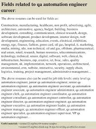 ... 16. Fields related to qa automation engineer ...