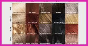 L Oreal Mousse Hair Color Chart 164463 L Oreal Paris Sublime