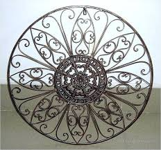attractive metal outdoor wall art house decorations