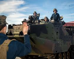 Marine Corps Hand Signals Usa Patriotism Article The Amphibious Tip Of The