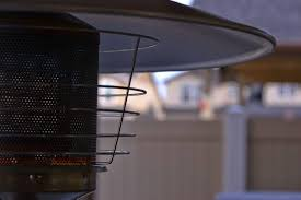 your patio heater from tipping over