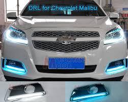 2013 Chevy Malibu Daytime Running Lights New Ice Blue Led Daytime Running Light For Chevy Chevrolet