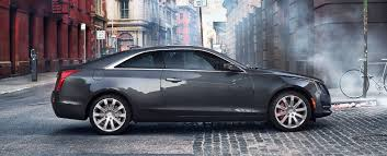 2018 cadillac 2 door coupe. unique door 2018 cadillac ats coupe exterior side view from gm fleet to cadillac 2 door coupe