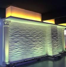 china linear wall light