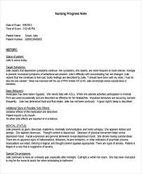 Sample Charting For Hospice Patient 6 Nursing Note Templates Free Samples Examples Format