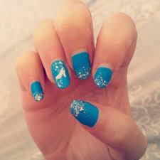 Disney Inspired Nail Art. – driftinglexi