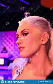 Designer The Singer Gwen Stefani An American Singer Songwriter Fashion