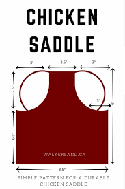 Chicken Saddle Pattern Fascinating Chicken Saddle Pattern What Why How To Use Saddles