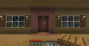Minecraft Fireplace DesignsFireplace In Minecraft