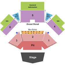 Jacobs Pavilion Seating Chart Jacobs Pavilion Tickets From Ticket Galaxy