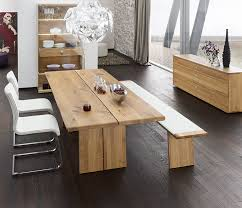 solid wood dining table. Luxury High-end Solid Oak Wood Dining Table