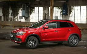2018 mitsubishi models.  models 2018 mitsubishi outlander sport side view car models 2017 pertaining  to  inside mitsubishi models