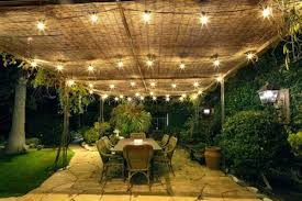 how to hang string lights and where to