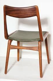 erik christensen boomerang dining chairs set of 6 7