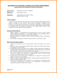 8 Personal Trainer Resume Objective Address Example