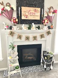 have you started decorating yet for easter it seems early since it s still freezing here but it is just over a month away so wanted to