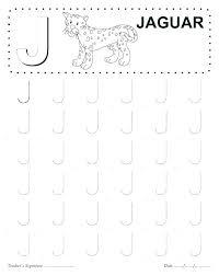 J Worksheets For Kindergarten Letter J Pattern Maze Worksheet Color ...