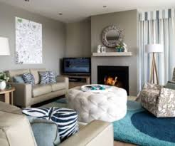 L  Using Taupe To Create A Stylish FamilyFriendly Living Room