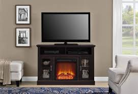ameriwood home chicago electric fireplace tv console for tv