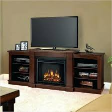 fireplace tv stand costco electric