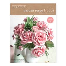 Paper Flower Kit Diy Rose Frosted Paper Flower Kit By Lia Griffith Shop Lia Griffith