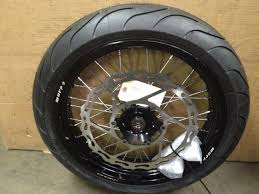 dr650 supermoto warp 9 wheels with tires for sale cycle house