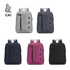 <b>CAI</b> Fashion Waterproof <b>school Backpack</b> Rucksack Business Travel ...