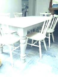 kitchen tables white cottage style end new org table t and chairs distressed round dining black
