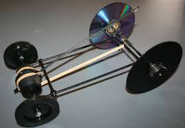 Rubber Band Car Designs Elastic Power Car 15 Steps Instructables