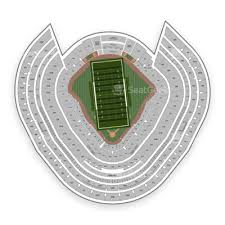 Yankee Stadium Seating Chart Pinstripe Bowl Pinstripe Bowl Wake Forest Vs Michigan State December