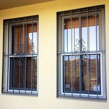 the 5 advantages of window security grilles