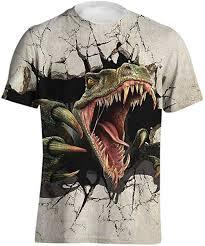 HZYDDZSWLTD Men's Personality 3D Printed T-Shirt ... - Amazon.com