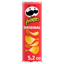 Pringles Potato Crisps Chips Original