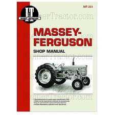mf201 i & t shop service manual MF 1130 with Loader Mf 1130 Wiring Diagram #16