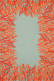 amazing c rug for home decoration outdoor c rug with orange and aqua c border