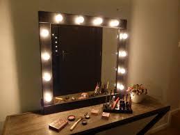 medium size of light up mirror ikea hollywood dressing table lit desk circle round bulb vanity