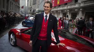 Fiat Chrysler's john Elkann maintains family support