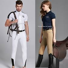 Chaps Dress Size Chart 2019 Wholesale Plus Size Men Women Horse Riding Chaps Equitation Professional English Chaps Pants Jodhpurs Equestrian Breeches Clothing Legging From