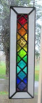 stained glass wind chimes patterns homemade wind chime ideas