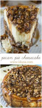 pecan pie cheesecake recipe pinterest. Wonderful Recipe If You Love Pecan Pie Youu0027ll This Cheesecake This Cake Has To Pie Cheesecake Recipe Pinterest E