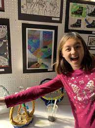 SOMSD students display their art at annual exhibit in mall | Essex News  Daily